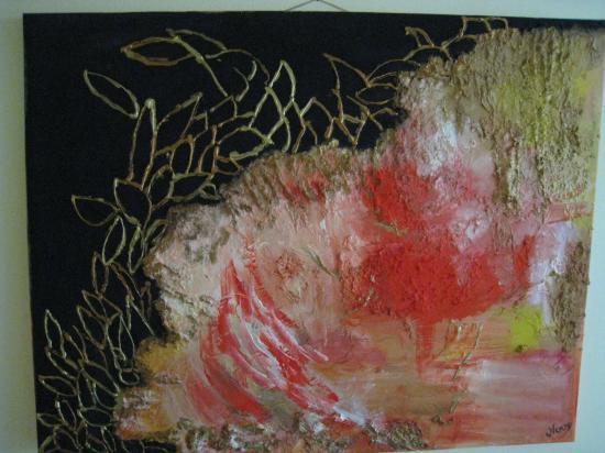 Couleurs d'automne.   ( 90 x 70 )