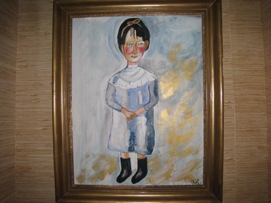Petite fille 3-  2011